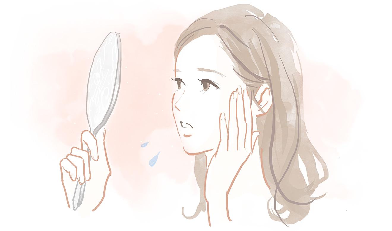 皮脂毛穴ケア対策